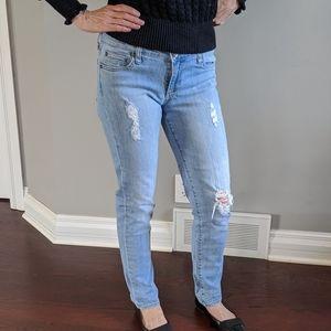 Kut jeans. Distressed